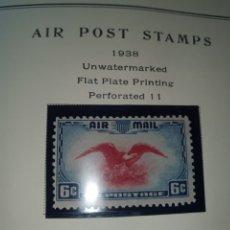 Sellos: SELLO USA AIR POST 1938. Lote 262538860