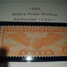 Sellos: SELLO USA AIR POST 1934. Lote 262540805
