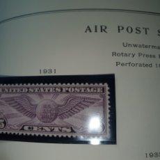 Sellos: SELLO USA AIR POST 1931. Lote 262541020