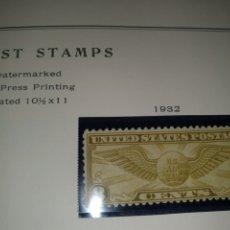 Sellos: SELLO USA AIR POST 1932. Lote 262541240