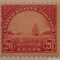 Sellos: USA 1922-25 /*. Lote 276961703
