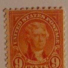 Sellos: USA 1922-25 /*. Lote 276969453