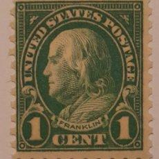 Sellos: USA 1922-25 /*. Lote 277064038