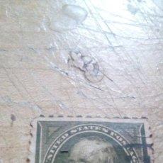 Sellos: 1898 15C VERDE OLIVA HENRY CLAY, 1777-1852. Lote 279366173