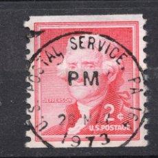 Timbres: ESTADOS UNIDOS, USA , 1954 , MICHEL 654C. Lote 281795263