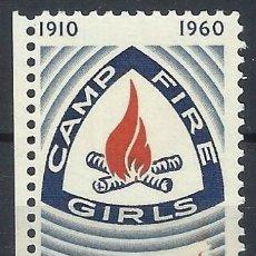 Sellos: ESTADOS UNIDOS / USA 1960 - MNH**. Lote 283324718