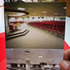 Sellos: POSTAL JERSEY CITY ASSEMBLY HALL OF HEHOVAH'S WITNESSES USA S/C. Lote 287254738