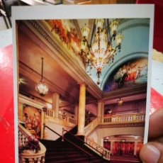 Sellos: POSTAL JERSEY CITY ASSEMBLY HALL OF HEHOVAH'S WITNESSES GRANDE STAIRCASE USA S/C. Lote 287254823