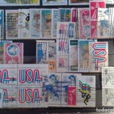 Sellos: LOTE 38 SELLOS USA. Lote 288536828