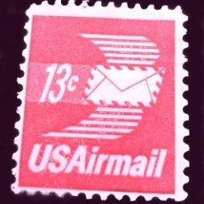 Sellos: MICHEL US 1125YDR - ESTADOS UNIDOS - AIRMAIL 1968-1973. Lote 288597173
