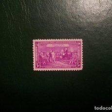 Sellos: /28.09/-ESTADOS UNIDOS-1937-3 C. Y&T 363 EN NUEVO SIN GOMA(*MH). Lote 289992968