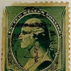 Sellos: UNITED STATES POSTAGE TWO VERDE. Lote 292407168