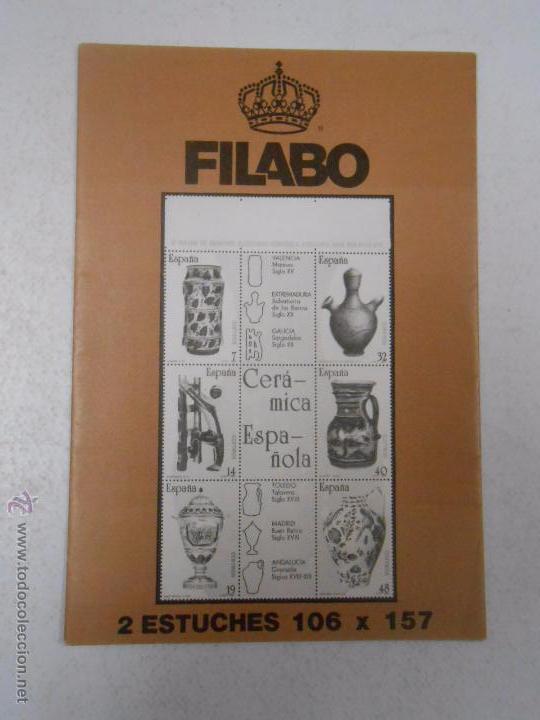 ESTUCHE FILATELICO FILABO. 1992. V CENTENARIO DEL DESCUBRIMIENTO DE AMERICA. TDKP5 (Sellos - Material Filatélico - Estuches)