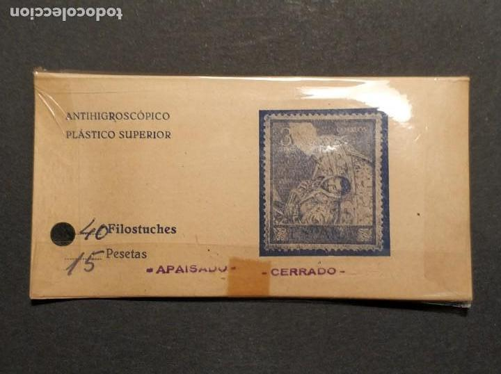 Sellos: Paquete de Filoestuches Togall - Nuevo sin usar - Foto 2 - 146344262