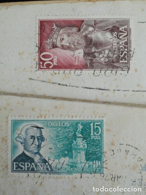 Sellos: CAJA DE MADERA PARA TRANSPORTE DE SELLOS. - Foto 8 - 150679586