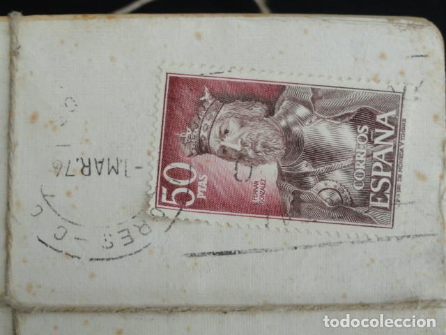 Sellos: CAJA DE MADERA PARA TRANSPORTE DE SELLOS. - Foto 9 - 150679586