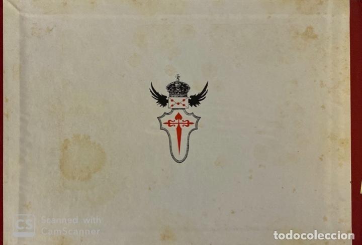 Sellos: BARCELONA. CIRCULO FILATELICO. DOCTOR THEBUSSEM. ESTUCHE. LEER. - Foto 5 - 181468680