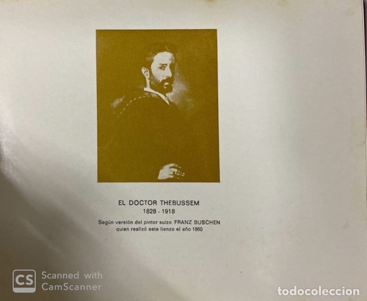 Sellos: BARCELONA. CIRCULO FILATELICO. DOCTOR THEBUSSEM. ESTUCHE. LEER. - Foto 7 - 181468680