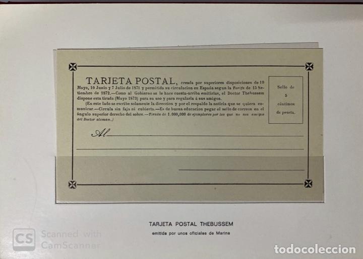 Sellos: BARCELONA. CIRCULO FILATELICO. DOCTOR THEBUSSEM. ESTUCHE. LEER. - Foto 11 - 181468680