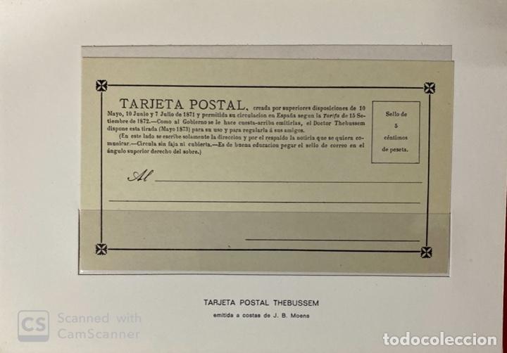 Sellos: BARCELONA. CIRCULO FILATELICO. DOCTOR THEBUSSEM. ESTUCHE. LEER. - Foto 12 - 181468680