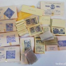 Sellos: LOTE DE MAS DE 500 ESTUCHES TOGAL. Lote 181698647