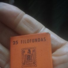 Sellos: FILOFUNDAS O FILOESTUCHES. ANTIGUOS. A ESTRENAR.. Lote 192195576