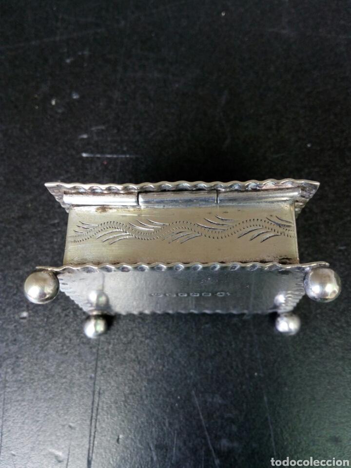 Sellos: Cajita guarda sellos iglesias sheffield - Foto 3 - 202555858