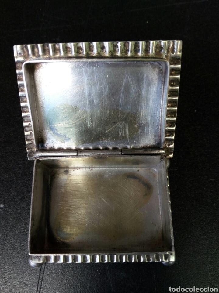 Sellos: Cajita guarda sellos iglesias sheffield - Foto 4 - 202555858