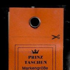 Sellos: 25 FILOESTUCHES - 24 X 21 - FONDO NEGRO - PRINZ * FILABO. Lote 205550642