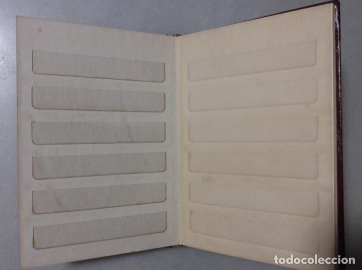 Sellos: Libro estuche de bolsillo para portar sellos - Foto 4 - 216400196