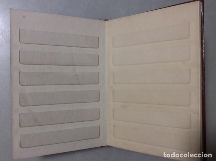 Sellos: Libro estuche de bolsillo para portar sellos - Foto 5 - 216400196