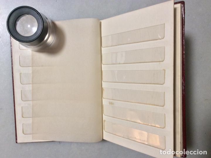 Sellos: Libro estuche de bolsillo para portar sellos - Foto 7 - 216400196