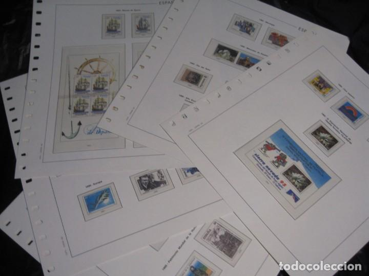 Sellos: SUPLEMENTOS DE SELLOS DE ESPAÑA 1994 Y 95 EDIFIL CON ETUCHES - Foto 4 - 219460661