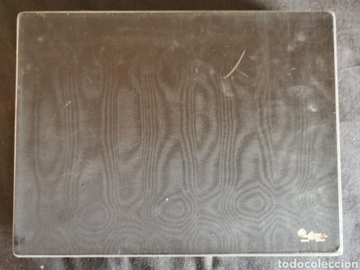 Sellos: Estuche colección militaria. Vacío. Sin llave. Buen estado. 254x333x59mm. 1082g - Foto 6 - 222664415