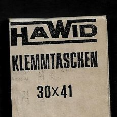 Timbres: PAQUETE DE 25 FILOESTUCHES - HAWID - 30 X 41. Lote 223392971