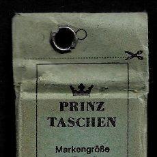 Timbres: SOBRE DE FILOESTUCHES - 45 X 34 - FONDO NEGRO - PRINZ. Lote 223642827