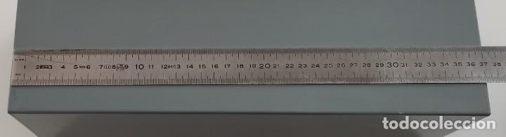 Sellos: Fichero / Archivador Metálico - TRIUNFO DEX (Modelo: MALLABIA) - Foto 5 - 235258985