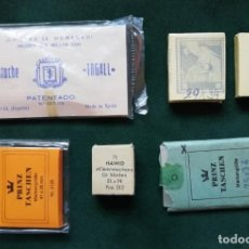 Sellos: FILOESTUCHES NUEVOS, OPORTUNIDAD, ORIGINAL DE LOS 70S, MONTURAS. Lote 270401378