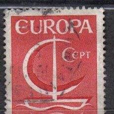 Sellos: FRANCIA 1966 - 0.6 F YVERT 1491 - USADO. Lote 8106820