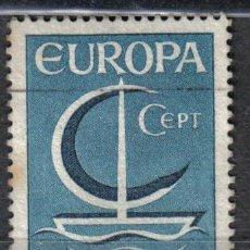 Sellos: FRANCIA 1966 - 0,3 F YVERT 1490 - USADO. Lote 8106889