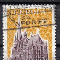 Sellos: FRANCIA 1972 - 0,5 F YVERT 1714 - USADO. Lote 8106928