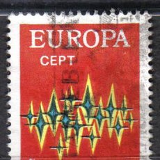 Sellos: FRANCIA 1972 - 0,9 F YVERT 1715 - USADO. Lote 8106967