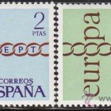 Sellos: EDIFIL Nº 20331/2, EUROPA 1971, NUEVO. Lote 11979462