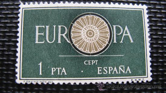 1960 EUROPA CEPT, EDIFIL 1294 (Sellos - Temáticas - Europa Cept)