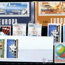 Sellos: LOTE TEMA EUROPA. NUEVOS SIN FIJASELLOS... Lote 33362916