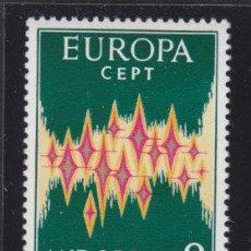 Sellos: SELLO DE ANDORRA 1972 EDIFIL ANDORRA 72 EUROPA CEPT NUEVO SIN FIJASELLOS CALIDAD DE LUJO. Lote 33986611