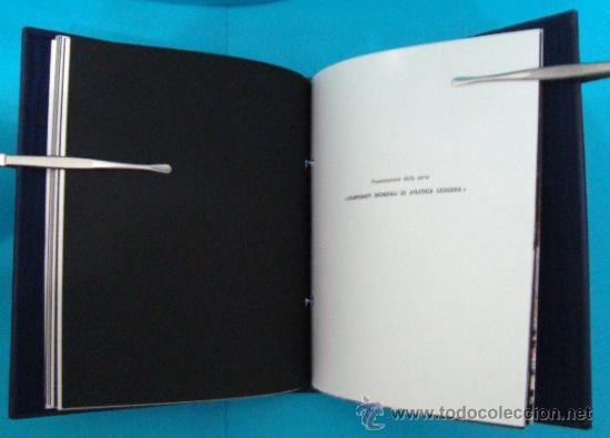 Sellos: ALBUM de sellos DE SAN MARINO TEMATICO, EUROPA CEPT año 1987 - Foto 24 - 36536977