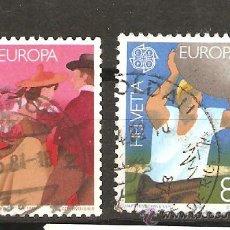 Sellos: LOTE F2 SELLOS EUROPA CEPT. Lote 38460199