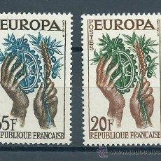 Sellos: TEMA EUROPA, NUEVOS** S/F. Lote 40116810