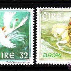 Timbres: IRLANDA 1003/04** - AÑO 1997 - EUROPA - CUENTOS Y LEYENDAS. Lote 202499430